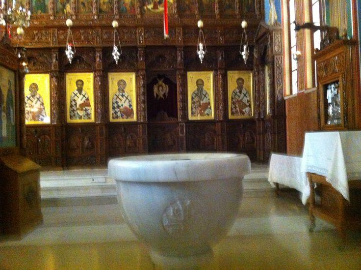 Μητροπολιτικός Ναός Παναγία Καθολικής-Λεμεσός