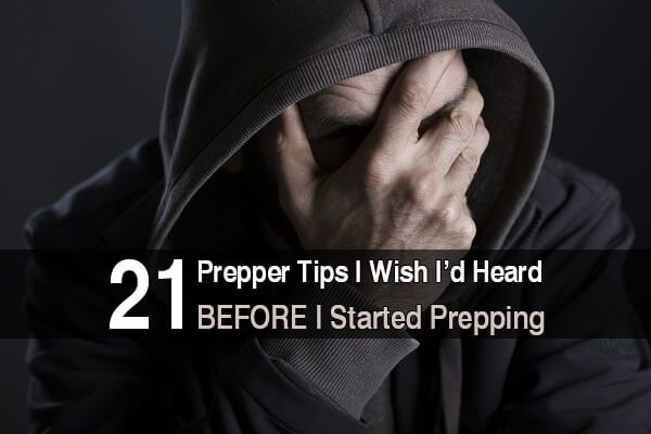Note: This article is part of the National Preparedness Month Challenge. Be sure to check out the links at the bottom for more great articles on how to prep. #30DaysOfPrep When people first start prepping, they usually make a few mistakes. I know I did. Sometimes it's because they get caught up in the idea of prepping and rush into it without taking time to plan and really consider what they're preparing for. Other times it is simply because they don't have enough information. If ...