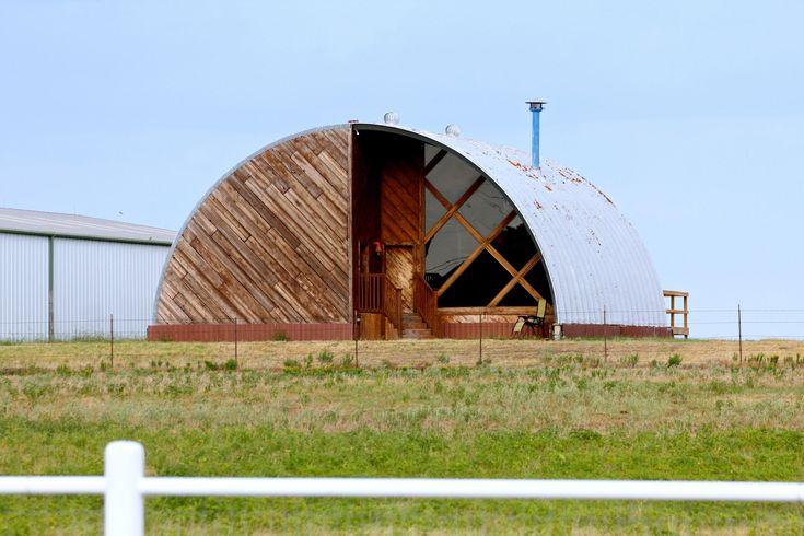 85 best images about quonset hut homes on pinterest for Metal building cabin kits