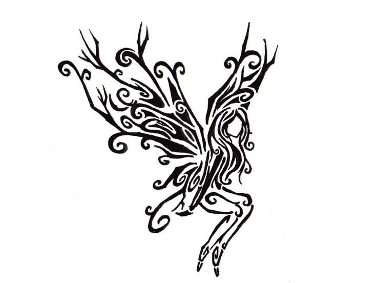 Fairy Tattoo Designs | MadSCAR                                                                                                                                                                                 More