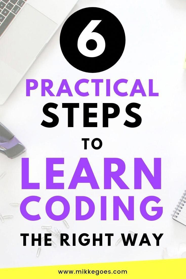Want To Learn Coding Without Wasting Any Time Or Money This Guide Will Help You Achieve Your Coding Goals In 2020 Learn To Code Coding For Beginners Learn Programming