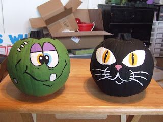 26 Best Painted Pumpkins 6th Grade Images On Pinterest