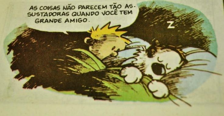 "Calvin and Hobbes por ""Bill Watterson'"