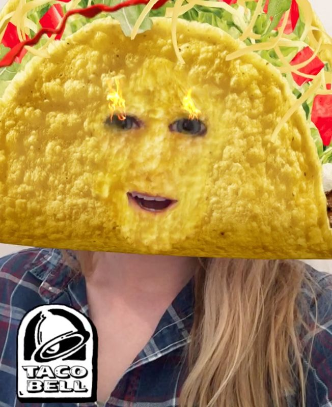 Taco Bell's Cinco de Mayo Snapchat Lens Was Viewed 224 Million Times It's the top campaign in the app's history http://www.adweek.com/news/technology/taco-bells-cinco-de-mayo-snapchat-lens-was-viewed-224-million-times-171390
