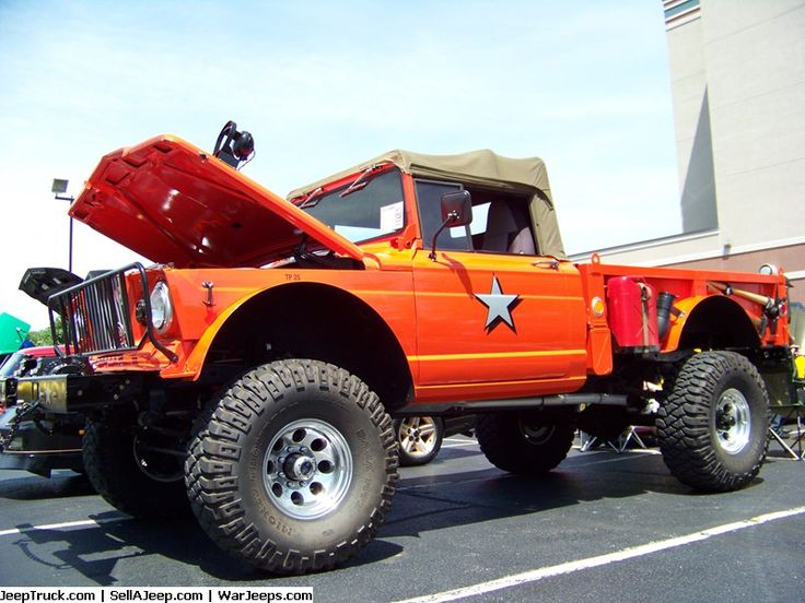 A D De B A A C A Military Jeep Parts on 1968 Jeep Kaiser M715 For Sale
