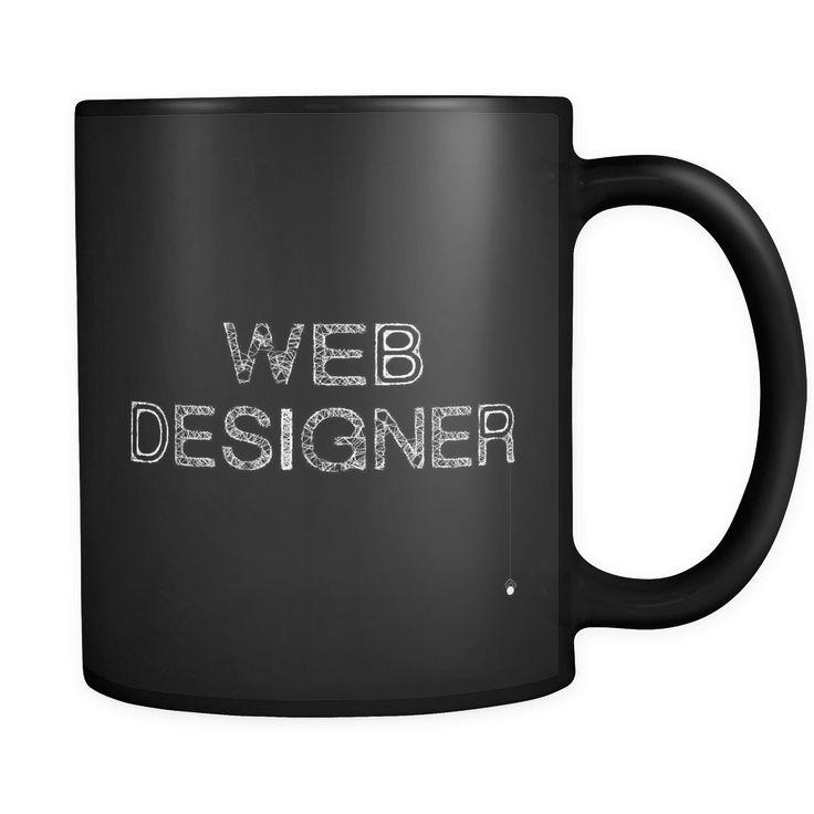 Web Designer Mug