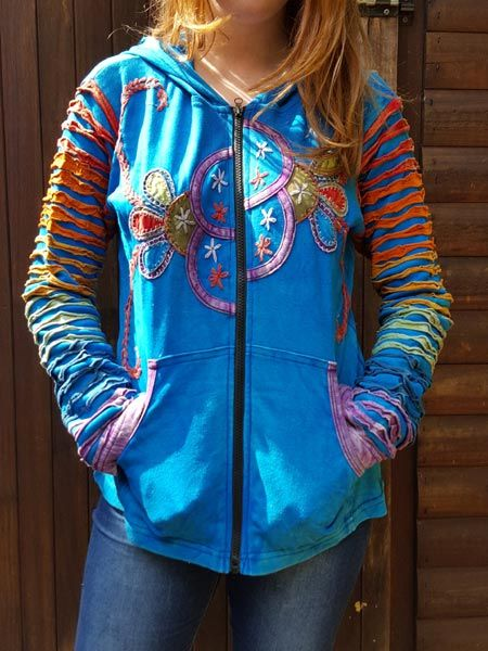Get the funky, hippie hoodie look before they're all gone. Limited stock avaiable #hoodies #funkyhoodies