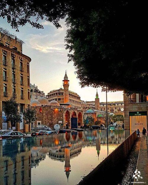 Downtown . Beirut, Lebanon