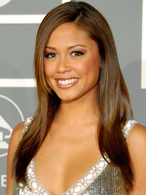 Brunet Hair - Vanessa Minnillo from #InStyle