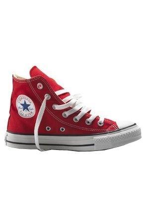 ¡Zapatillas rojas para la primavera!