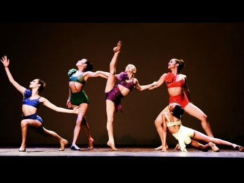 Every single dancer in this is amazing.