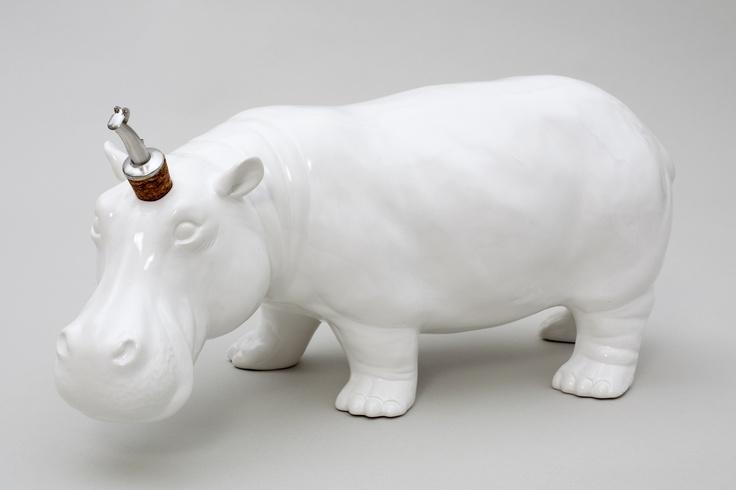 White Animal Life by Emilie Kroner
