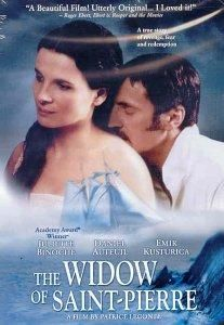 The Widow of Saint-Pierre (2000) Poster
