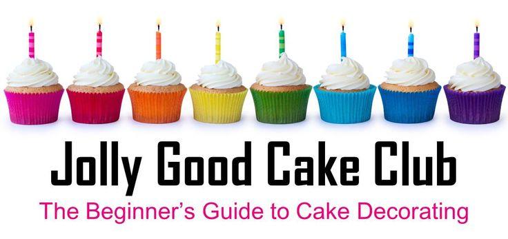Jolly Good Cake Club