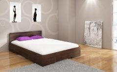 Łóżko sosnowe Visby Loren High