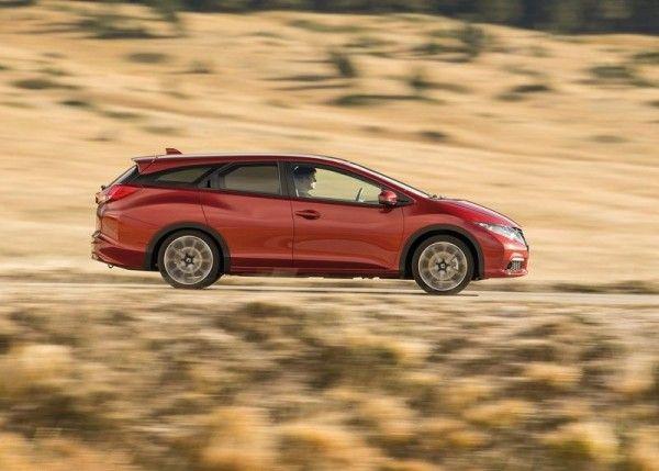 2014 Honda Civic Tourer Reds Wallpapers 600x429 2014 Honda Civic Tourer Full Review with Images