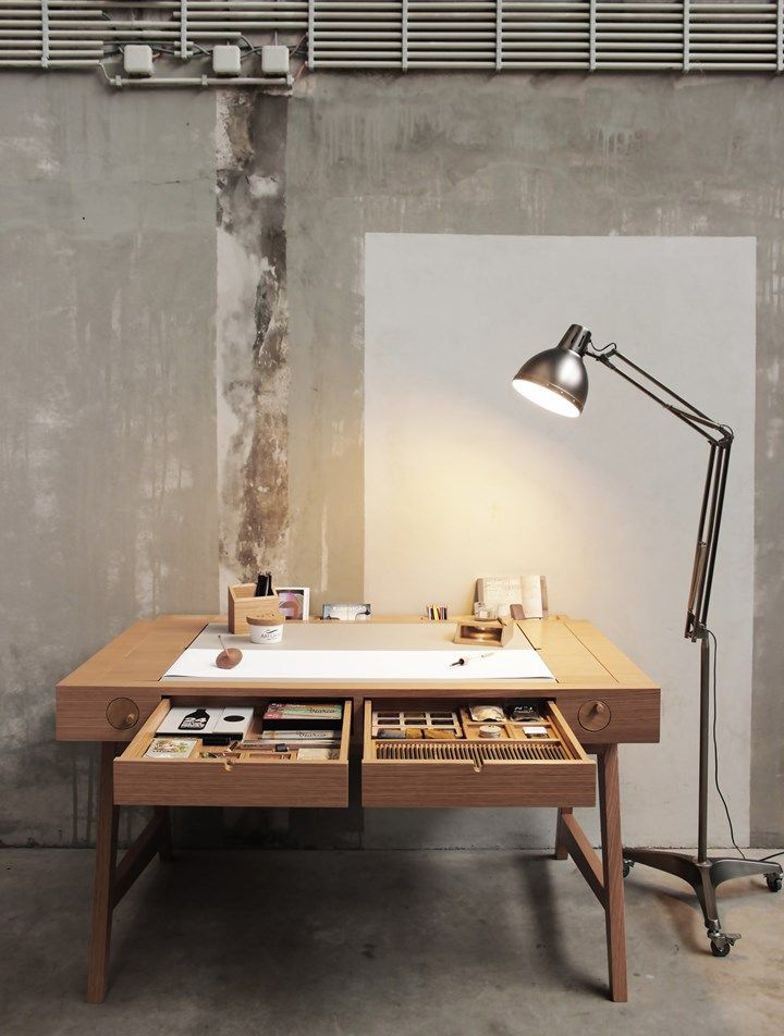 Drawing Desk, Best Drawing Desk Lamp