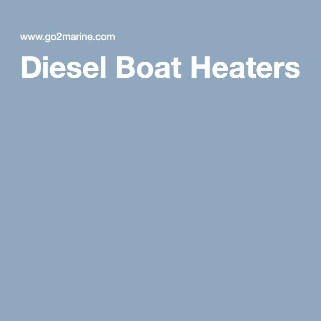 Diesel Boat Heaters