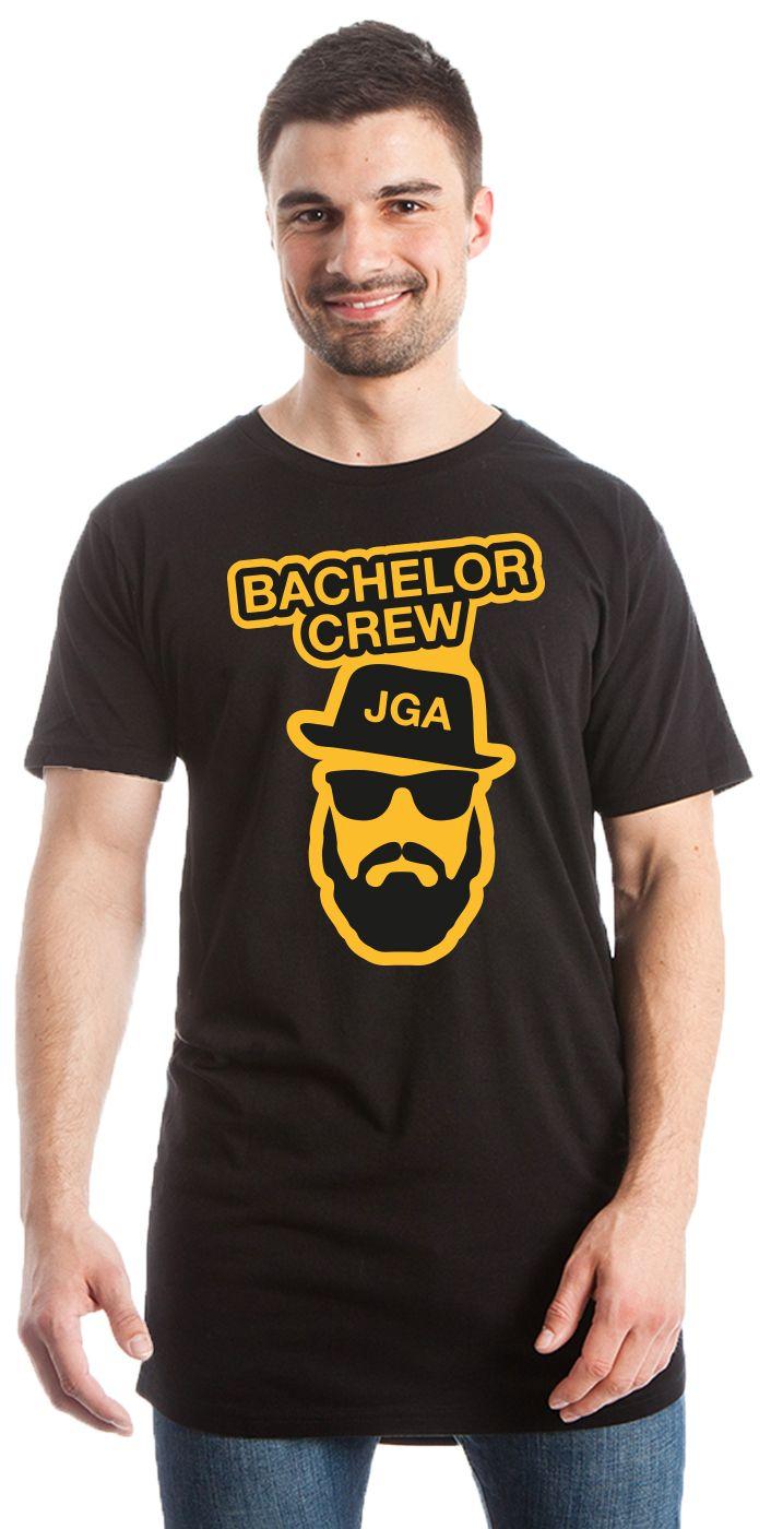 Team Bräutigam - JGA T-Shirt - Junggesellenabschieds T-Shirt - JGA Crew - Bachelor Crew - Stag Night Crew