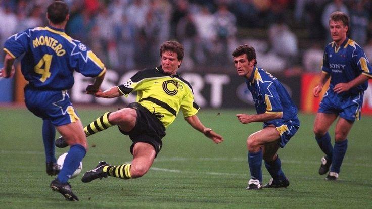 1997 uefa champions league final