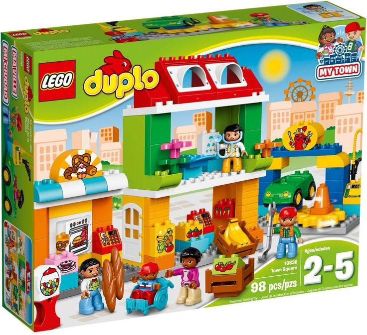 LEGO DUPLO 10836 Náměstí - 0