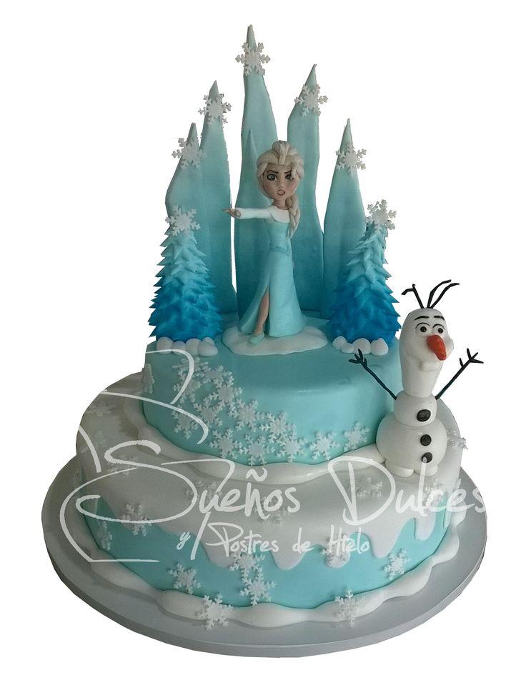 Frozen cake - Sueños Dulces Bucaramanga