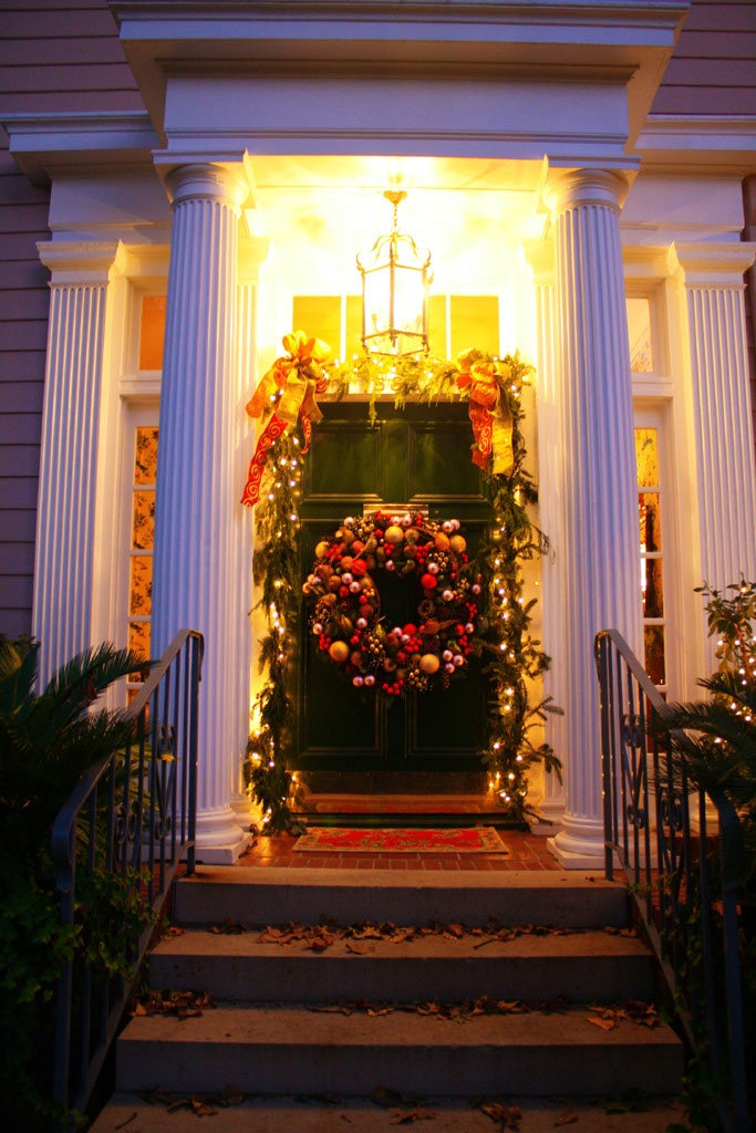98 Best Christmas Porch Images On Pinterest Merry