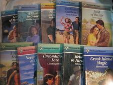 Lot of 10 Paperback Romance Novels Harlequin Romance-LQQK