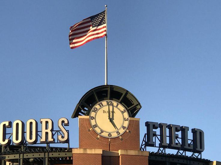 [Bulova] Coors Field in Denver Colorado http://ift.tt/2CjXjQU