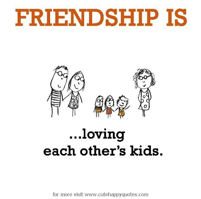 Kids Friendship Quotes: 210 Best Images About Friendship On Pinterest