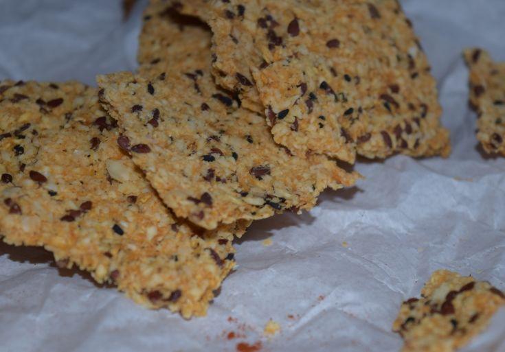 Köstliche Chips aus Pastinaken