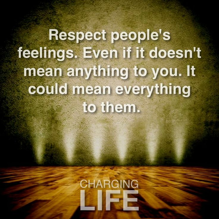 Respecting Life Quotes: 76 Best Respect Images On Pinterest