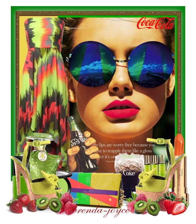 """Crazy Clutches!"" by brenda-joyce ❤ liked on Polyvore featuring Jane Norman, Tata Harper, Sisley, Ruthie Davis, Sephora Collection, Bond No. 9, Illamasqua, Giuseppe Zanotti and Market"