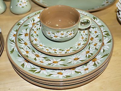Taylor Smith \u0026 Taylor Lazy Daisy Vintage 1960\u0027s 43pc Ironstone Dinnerware Set & 13 best For Lauren and Matt images on Pinterest | Christmas china ...