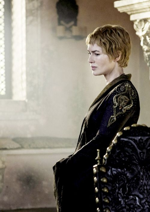 Cersei Lannister in Game of Thrones She'll pass judgment Season 6