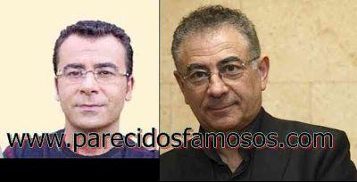 Parecidos con famosos: Jorge Javier Vázquez y Roberto Verino