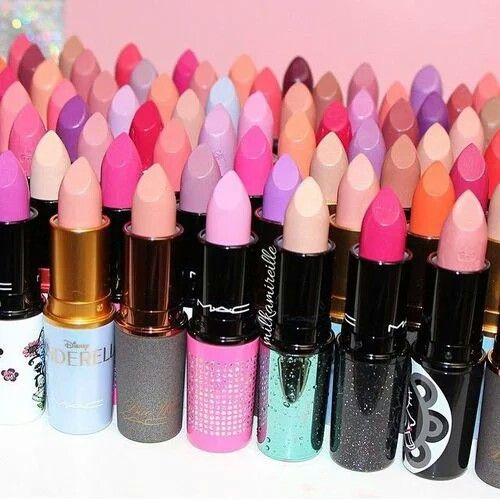 Luxurious Mac lipstick collection!! ***