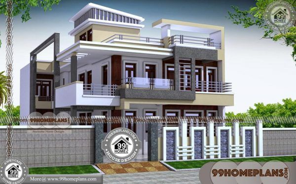 Free Home Plans Indian Style 100 2 Storey House Design Pictures 2 Storey House Design House Design Pictures House Construction Plan