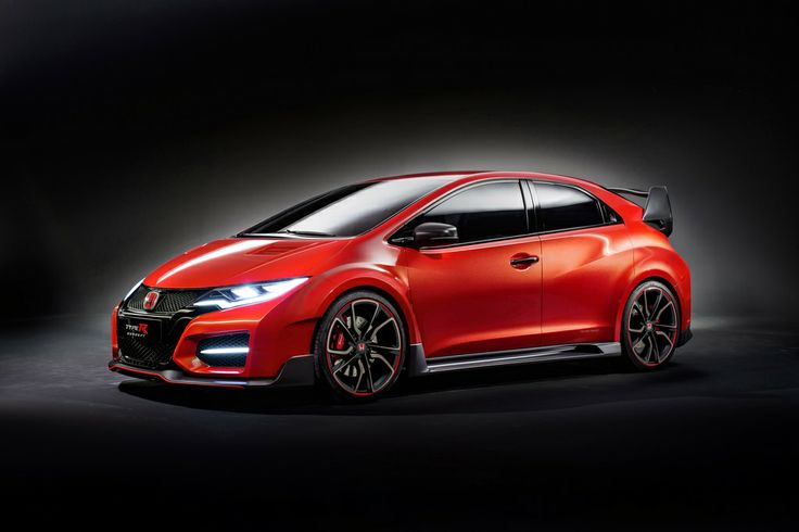View Honda Civic Type R Concept: Believe The Hype Photos From Car And  Driver. Find High Resolution Car Images In Our Photo Gallery Archive.