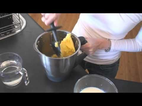 How to make butter in the Thermomix - YouTube