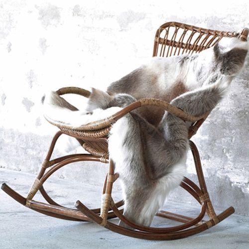 Klassiske kurvemøbler fra danske Sika Design. Flot håndværk og en meget flot kvalitet.