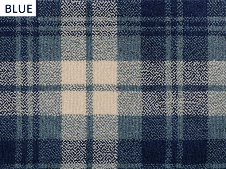 Alternative Flooring Quirky Fling Range - Forget about plain carpets and floors! Add a quirky edge with our tartan themed carpets!