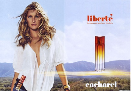 Liberte Cacharel perfume - a fragrance for women 2007