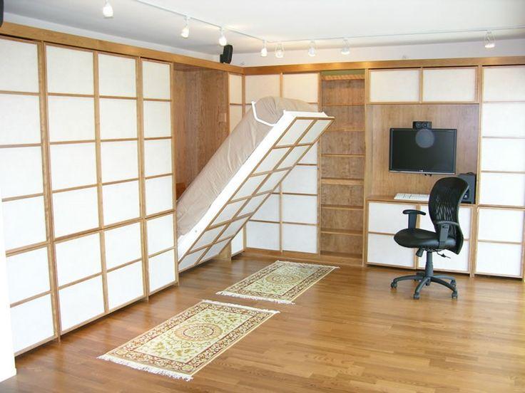 Murphy Bed Desk Dimensions : Best full size murphy bed ideas on