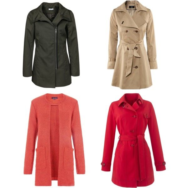 spring jackets by bethjustin518 on Polyvore featuring Jacqueline De Yong