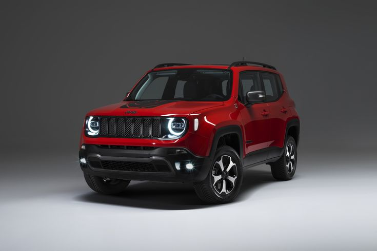 Jeep Enters The Electric Market With Renegade Plug In Hybrid
