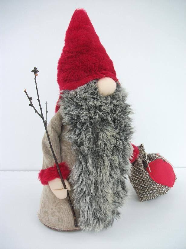 Christmas Gnomes Pinterest.Pingl Par Bo Ena Chilewska Sur Wi Ta Pinterest No L
