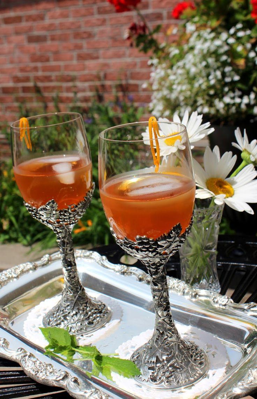 Cooking with Zoki: Liker od pomorandže.....Vin d'Orange
