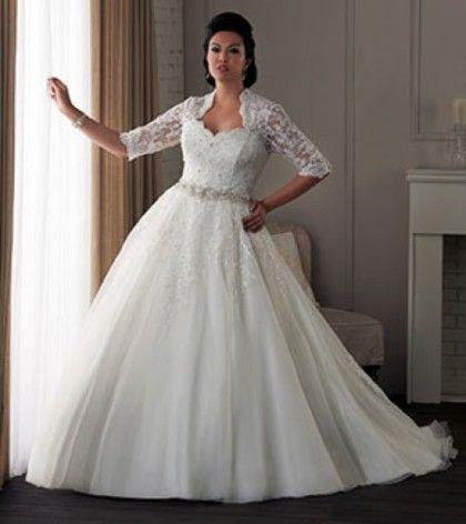 vestido de noiva plus size para gordinhas Mais