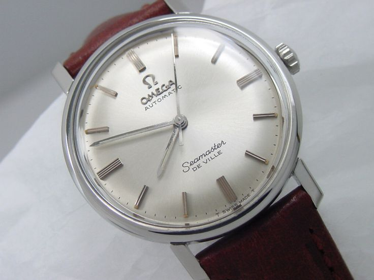 Omega Seamaster DeVille Mens Watch